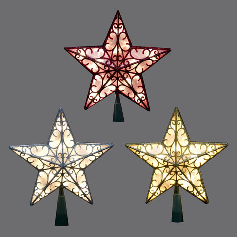 "Etoile 3D Pour Cime Int. A/10L 9"",3Asst 