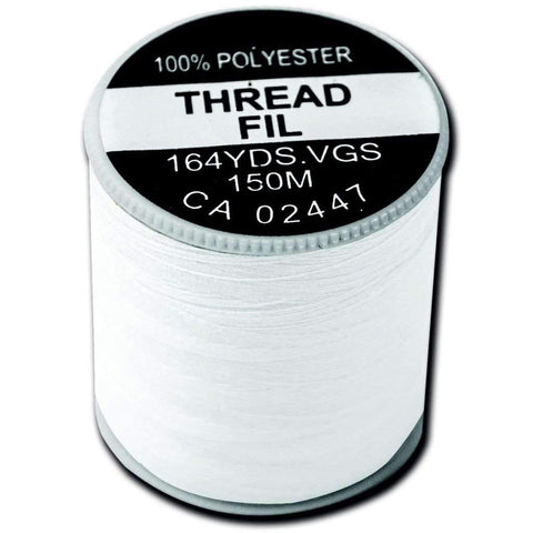 White Thread Polyester 150 Met