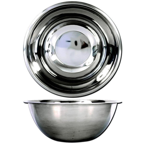 Ai-De-Chef - Stainless Steel Deep Mixing Bowls