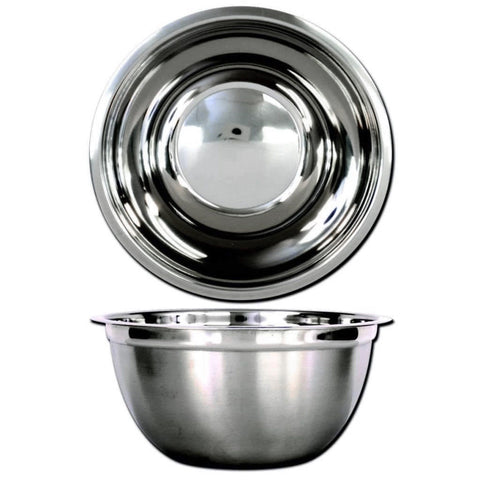 Ai-De-Chef - Stainless Steel Deluxe Mixing Bowls