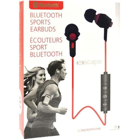 Hands Free Stereo Bluetooth Sports Earbuds