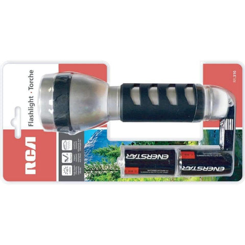 Rca Flashlight Weather Resistant