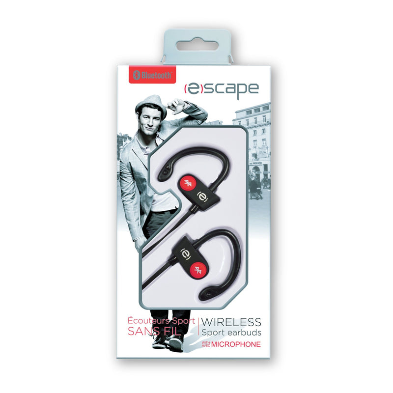 escape - Wireless Sport Earbuds with Microphone - Magasins Hart | Hart Stores