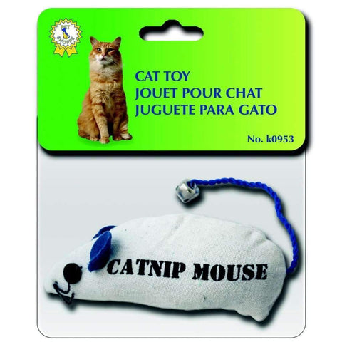 Catnip Toy-mouse