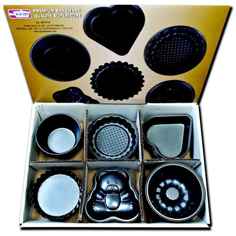 Bakeware Mini Molds Non Stick