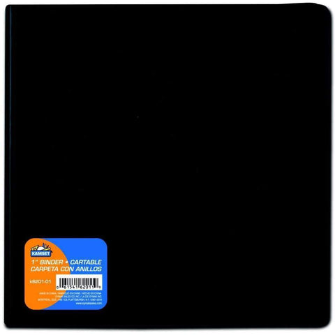 "Cartable 1"" - Noir 