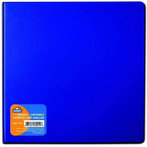 "Cartable 1"" - Bleu 