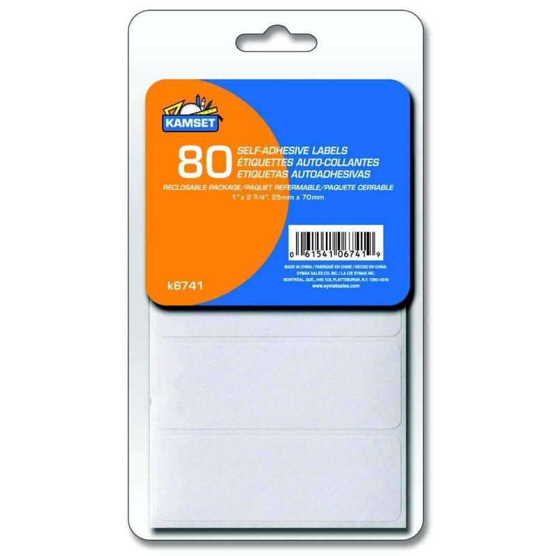 "80 self-adhesive Labels 1"" - Magasins Hart 