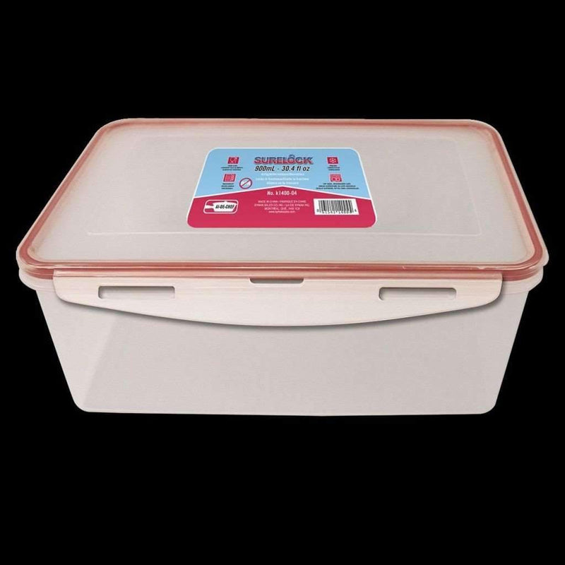 Surelock Food Container 900ml - Magasins Hart | Hart Stores