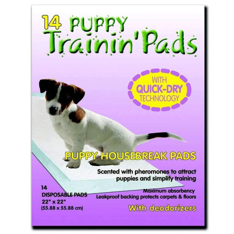 Puppy Training Pads 14
