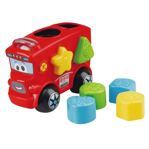 Fire Engine Shape Sorter