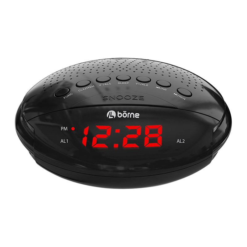 Borne - Digital Clock with AM/FM Radio - Magasins Hart | Hart Stores