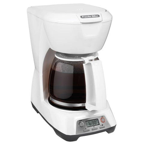 Proctor Silex - Programmable 12 Cup Coffee Maker