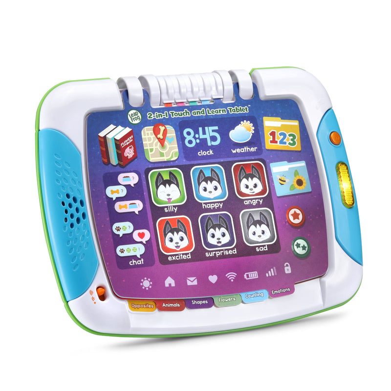 LeapFrog® 2-in-1 Touch & Learn Tablet™ - Magasins Hart | Hart Stores