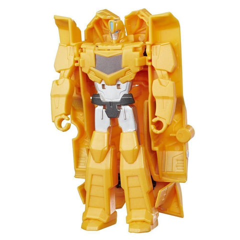 Transformers Robots in Disguise Combiner Force - Bumblebee Conversion 1 étape | Transformers RID Combiner Force 1-Step Changer Bumblebee