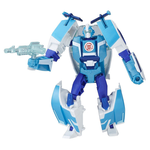 Transformers: Robots in Disguise - Combiner Force - Blurr de classe guerrier | Transformers: Robots in Disguise Combiner Force Warriors Class Blurr