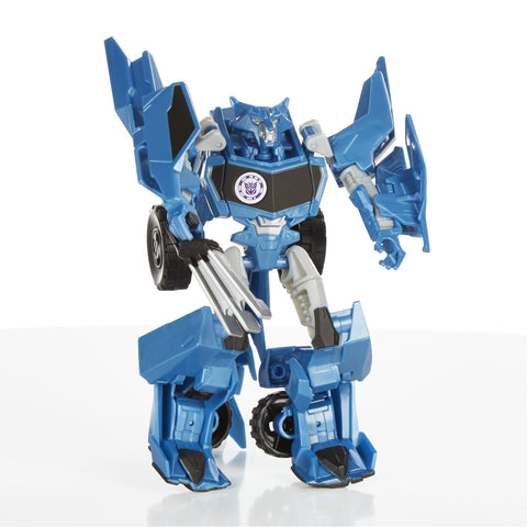 Transformers Robots in Disguise - Figurine Steeljaw de classe Guerrier | Transformers Robots in Disguise Warrior Class Steeljaw Figure