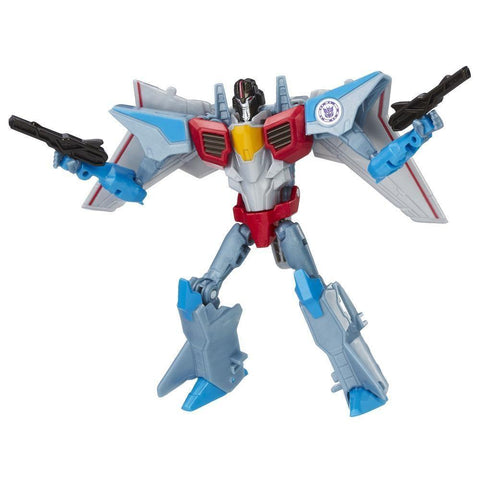 Transformers RID Combiner Force - Starscream de classe guerrier | Transformers RID Combiner Force Warriors Class Starscream