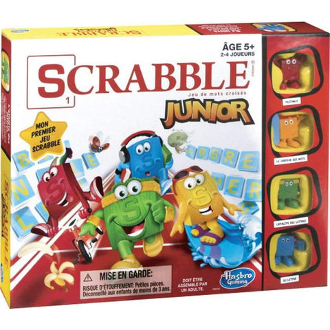 Scrabble Jr French