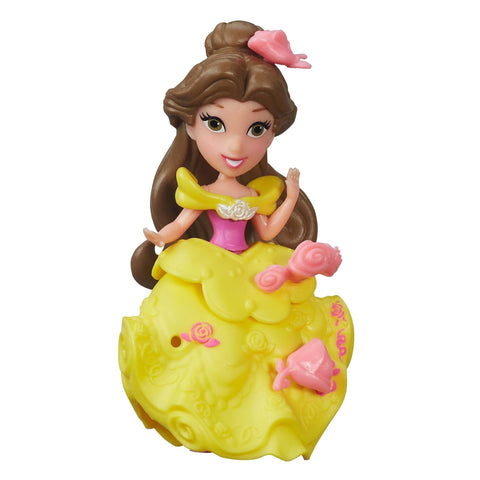 Disney Princess mini Royaume - Poupée classique Belle | Disney Princess mini Royaume Picnic Belle
