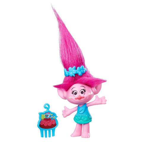 DreamWorks Trolls - Figurine Poppie à collectionner | DreamWorks Trolls Poppy Collectible Figure