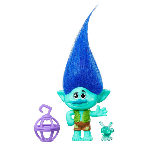 DreamWorks Trolls - Figurine Branche à collectionner | DreamWorks Trolls Branch Collectible Figure