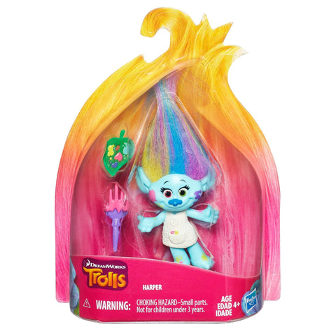 DreamWorks Trolls - Figurine Harper à collectionner | DreamWorks Trolls Harper Collectible Figure