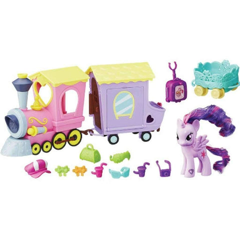 Mlp Explore Equestria Train