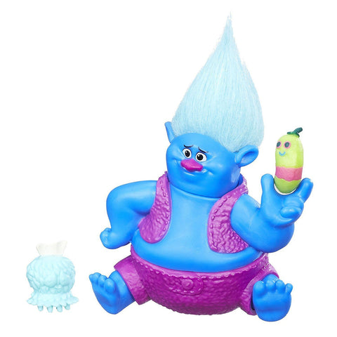 DreamWorks Trolls - Figurine Biggie à collectionner | DreamWorks Trolls Biggie Collectible Figure