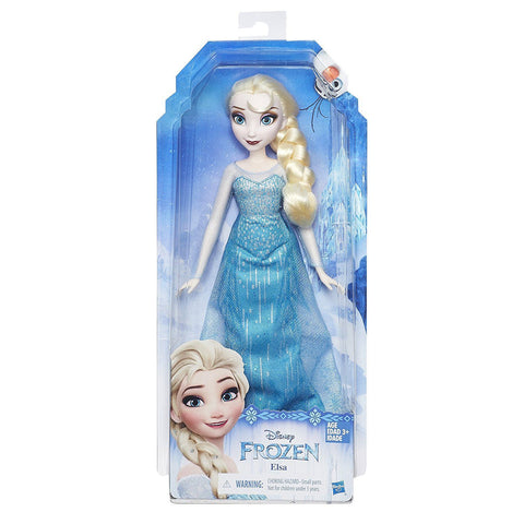 Disney Frozen Assortiment de poupées | Disney Frozen Classic Doll Assortment
