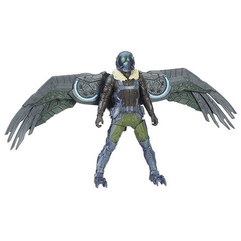 Spider-Man: Homecoming - Figurine Marvel's Vulture avec fonction de 15 cm | Spider-Man Homecoming Marvel's Vulture 6-Inch Feature Figure