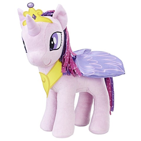 My Little Pony the Movie - Peluche du poney-sirène Rainbow Dash | My Little Pony the Movie Rainbow Dash Sea-Pony Cuddly Plush