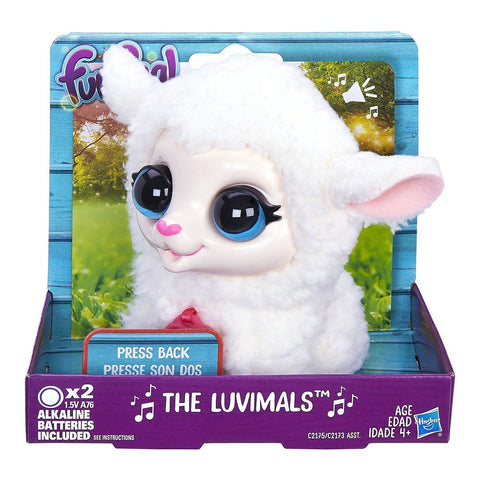 furReal The Luvimals - Cottonball | furReal The Luvimals Cottonball