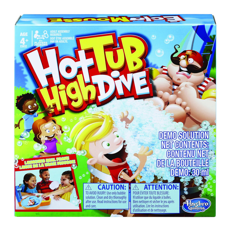 Hot Tub High Dive - Magasins Hart | Hart Stores