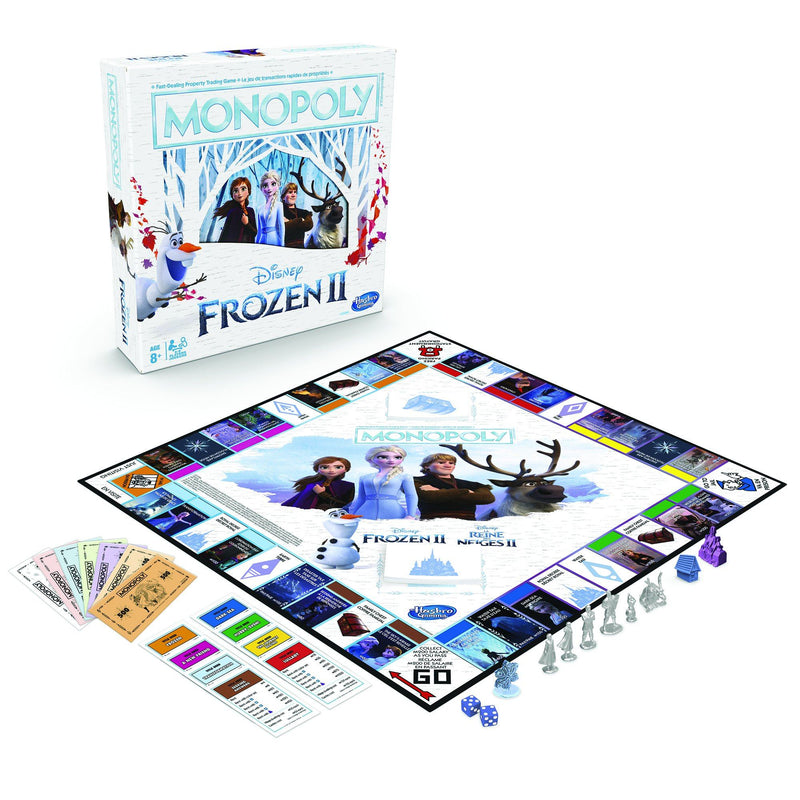Monopoly Frozen Edition - Magasins Hart | Hart Stores