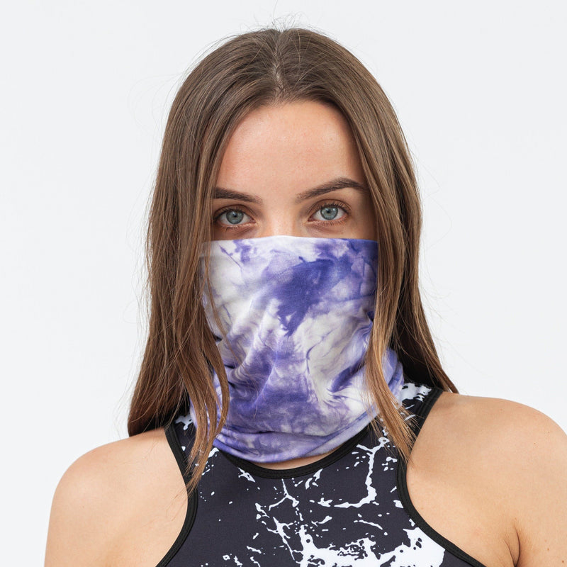 Bandana Face Mask - Purple Dye (Available online only) - Magasins Hart | Hart Stores