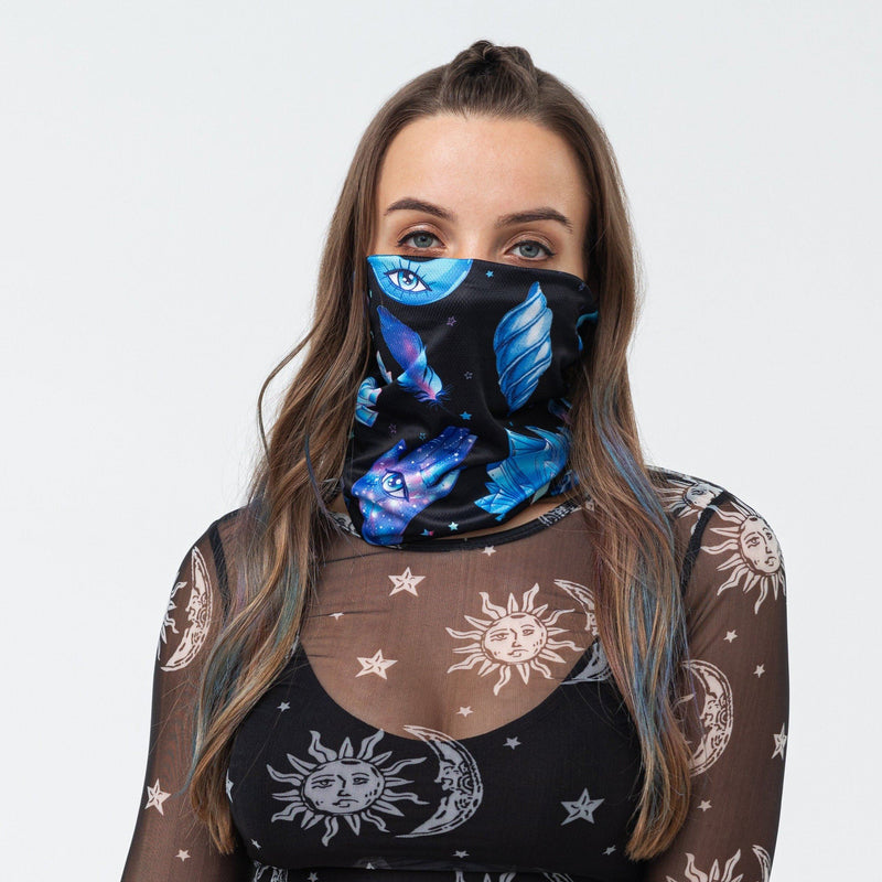 Bandana Face Mask - Blue Moon (Available online only) - Magasins Hart | Hart Stores