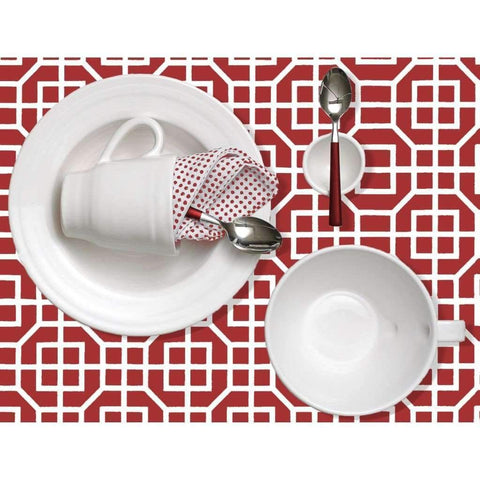 Ensemble de 4 napperons | Set of 4 placemats