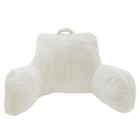 Studio 707 - Coussin de lecture pour lit en molleton peluche PV | Studio 707 PV Fleece Back Rest Reading Pillow