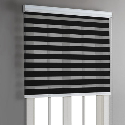 Day & Night Roller Blinds - Black