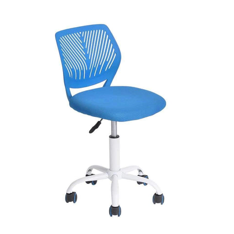 Office Chair - Blue