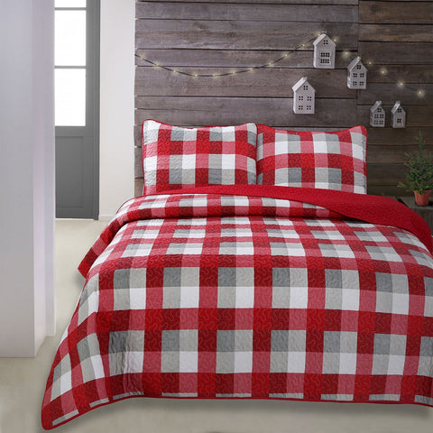 Cole 3 Piece Quilt Set