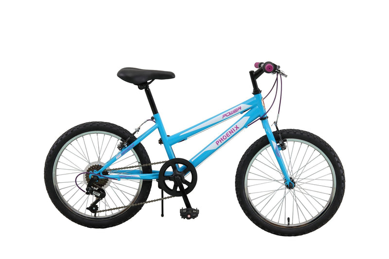 "Phoenix - Girls Bike with 7 Speeds (20"") - Magasins Hart 