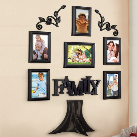 Lauren Taylor - Arrangement de cadres 10mcx famille | Lauren Taylor - Wall Frames 10pc Set Family