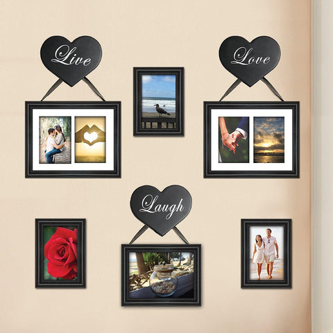 Lauren Taylor - Wall Frames 6pc Set Hearts