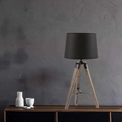 Table Lamp - Black