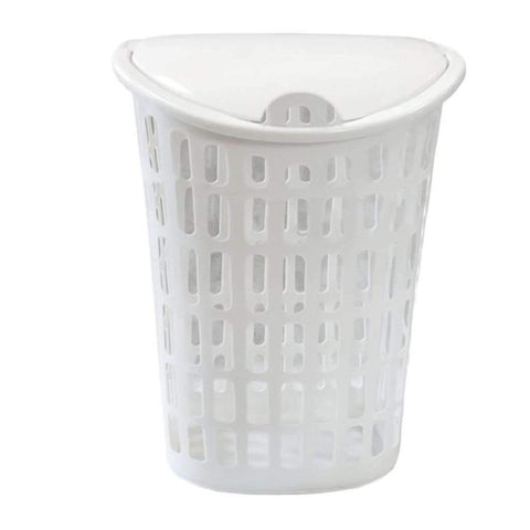 Laundry Hamper - White