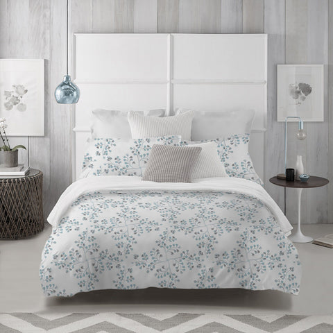 Lila - 3pc Printed MF Comforter Set