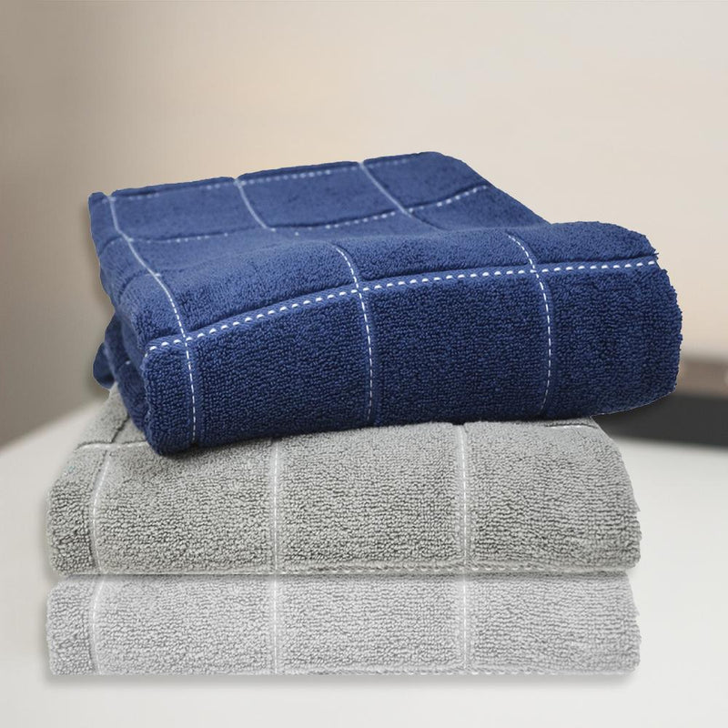 Lauren Taylor - Midnight Blue | Washcloths - Magasins Hart | Hart Stores