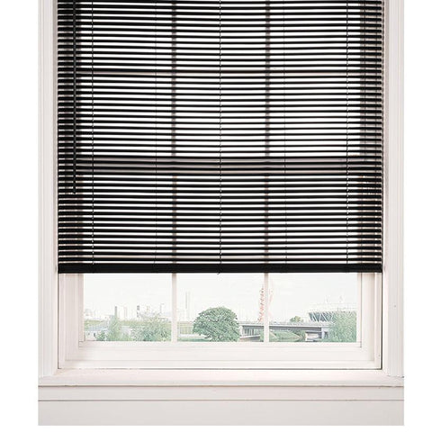 PVC Venetian Blinds - Black